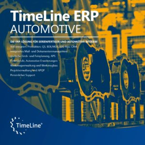 ERP Broschüre Automotive